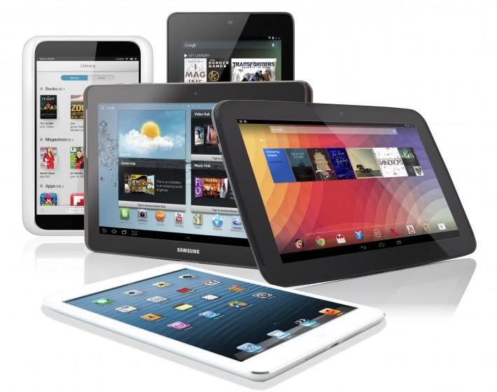 Στα «ύψη» οι πωλήσεις tablet στην Ελλάδα