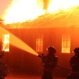 Χανιά: Παρανάλωμα του πυρός μονοκατοικία