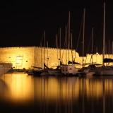 Το Ηράκλειο τη νύχτα