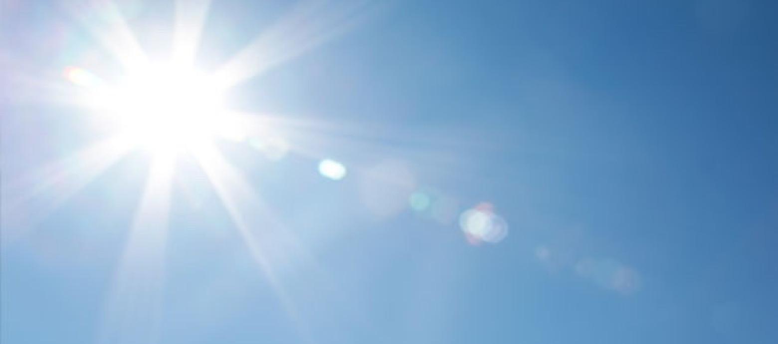 Κρήτη: Καλό μήνα με 26 βαθμούς Κελσίου