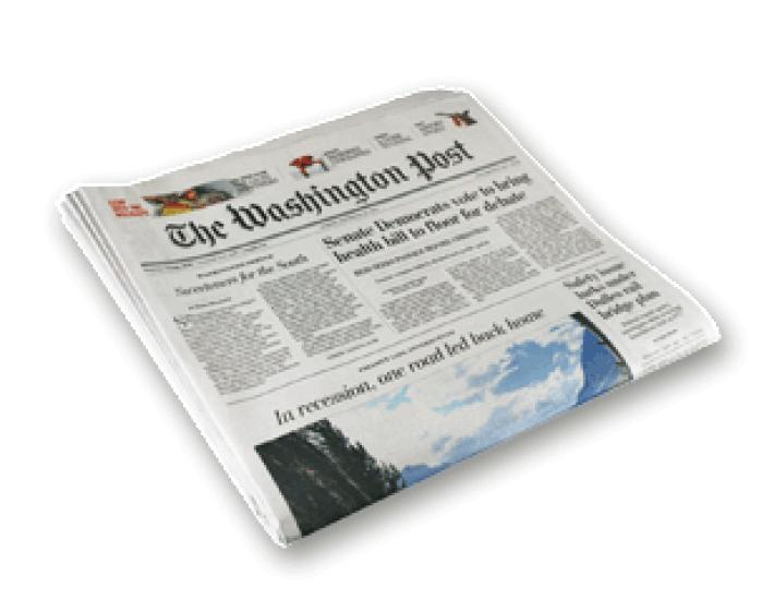 Η Washington Post γράφει για το Αρκάδι