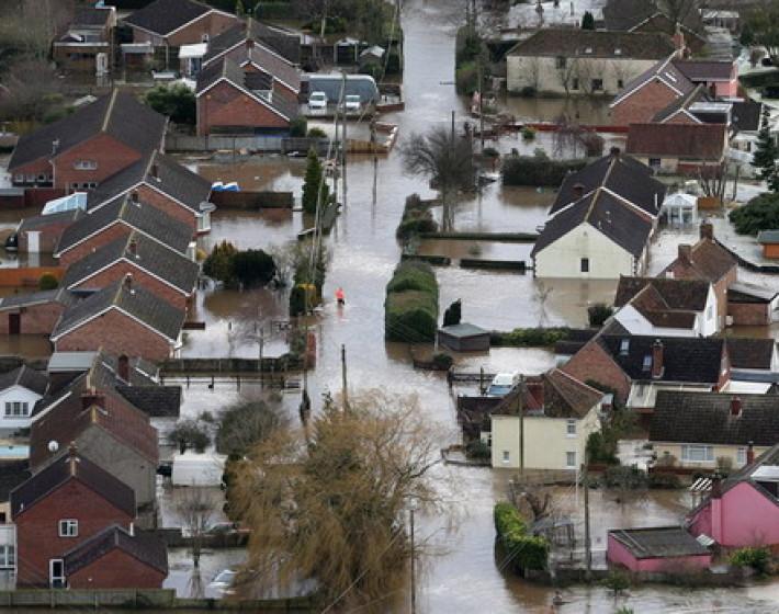 Ευρωπαική έρευνα: Οι πλημμύρες στην Ευρώπη θα αυξηθούν κατά 35% τις επόμενες δεκαετίες