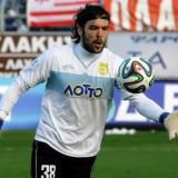 Παίκτης του Ολυμπιακού είναι ο τερματοφύλακας του Εργοτέλη Βλαντιμίρ Στόικοβιτς