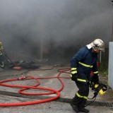 Πυρκαγιά στο εργοστάσιο της Creta Farms στο Ρέθυμνο ΣΥΝΕΧΗ ΕΝΗΜΕΡΩΣΗ και VIDEO