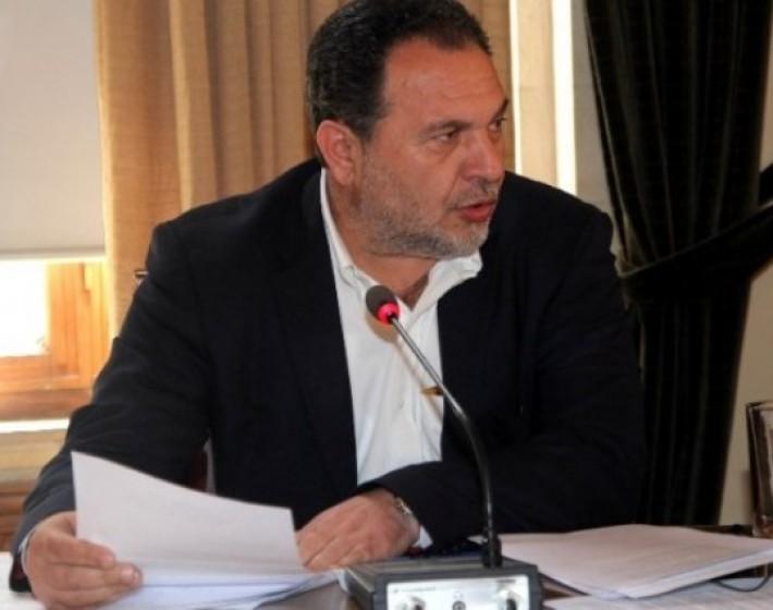 Δύο συμβάσεις έργων υπογράφει αύριο ο Γ.Κουράκης