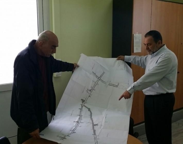Αναβαθμίζονται οι Ανατολικές Συνοικίες του Ηρακλείου.