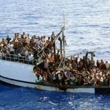 Εδώ είχαν στοιβάξει τους μετανάστες