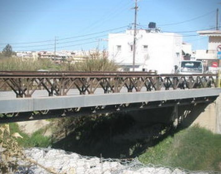 Την Τρίτη 4/3/14 θα κλείσει η ξύλινη γέφυρα από Τρεις Βαγιές προς ΤΕΙ