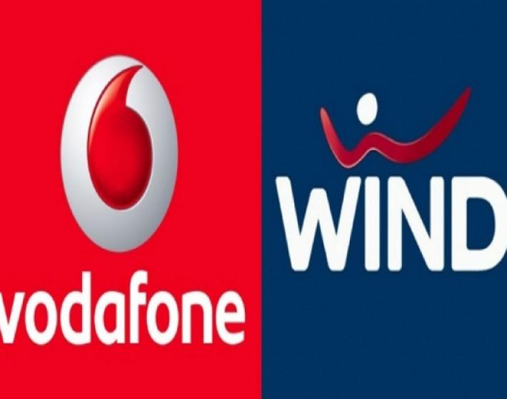 Σε λίγες μέρες ξεκινά η κοινή εταιρία Vodafone – Wind