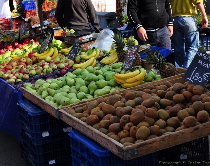 Παραγωγοί και οι πωλητές λαϊκών αγορών απεργούν απο σήμερα