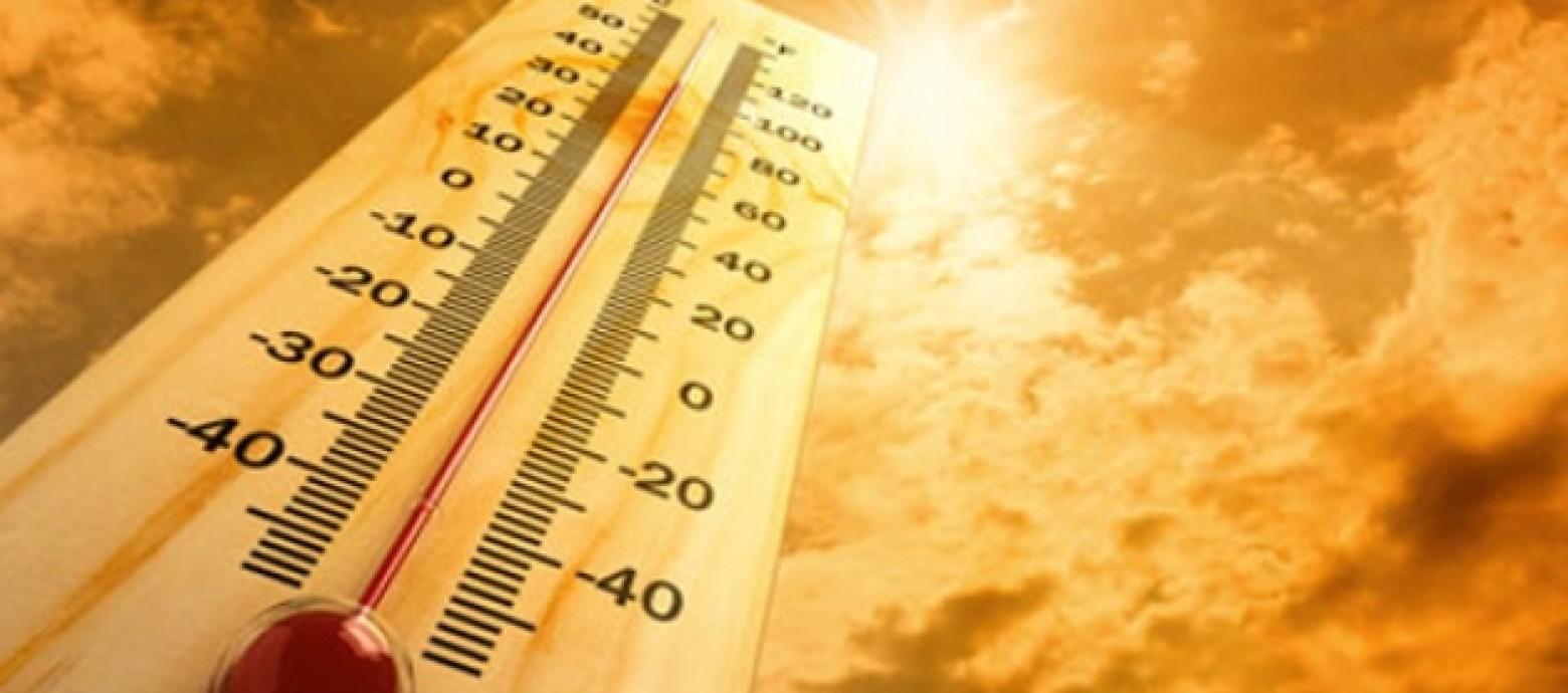 Χτύπησε 40,5 το θερμόμετρο στη Μεσαρά
