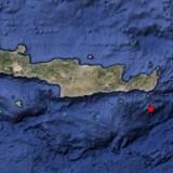 4,3 ρίχτερ ανατολικά της Κρήτης