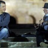 Ο Γιώργος Γραμματικάκης με «Το Ποτάμι» στο Ηράκλειο