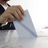 Ψήφισαν οι υποψήφιοι:  Κουράκης,  Λαμπρινός, Τσόκας, Αρναουτάκης