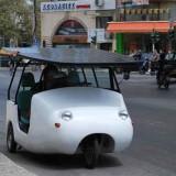 «SUNNYCLIST» Το πρώτο ηλιακό αυτοκίνητο στη Κρήτη
