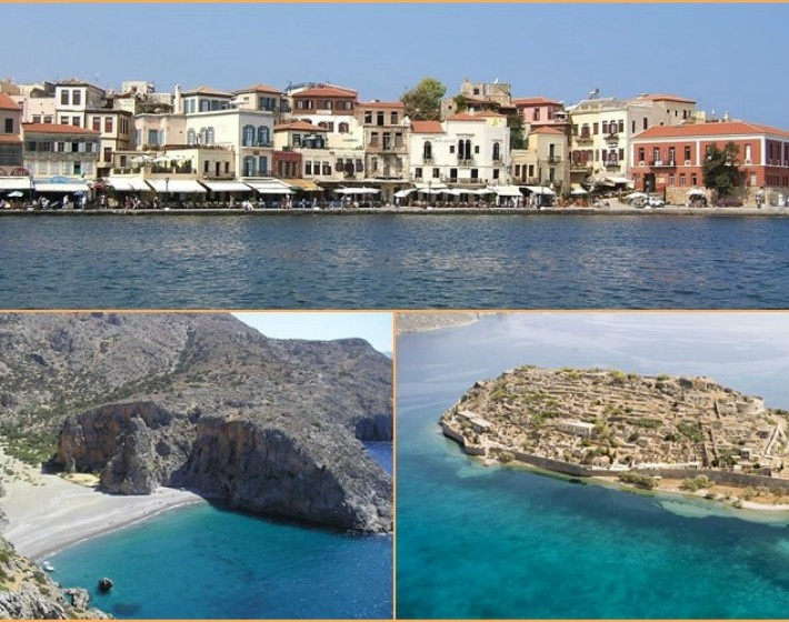 Σήμερα 21 Ιουλίου ξεκινά τυπικά το καλοκαίρι και το kritionline σας προσφέρει εικόνες απο την καλοκαιρινή Κρήτη