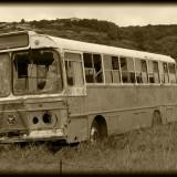 Ανετράπη λεωφορείο…- Έγινε Τρίτη, 3 το μεσημέρι, το 1913, μετέφερε 13 επιβάτες και είχε τρεις τραυματίες