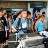 Λιποθύμησαν από τη ζέστη μέσα στο «Νίκος Καζαντζάκης»