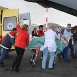 Αεροδιακομιδή από την Σαντορίνη στο ΠΑΓΝΗ | Ακρωτηριάστηκε από χειροβομβοβίδα