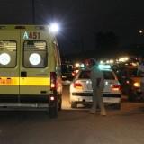 Μοτοσικλέτα συγκρούστηκε με αυτοκίνητο στα Χανιά