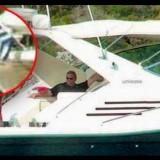Ο Eυάγγελος Βενιζέλος, μας χαιρετά μέσα από σκάφος !!!