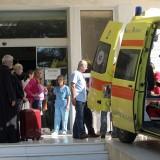 Ηράκλειο: 50χρονη γυναίκα έπεσε από τον 1ο όροφο ξενοδοχείου