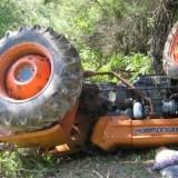 Χανιά: Καταπλακώθηκε από το τρακτέρ του