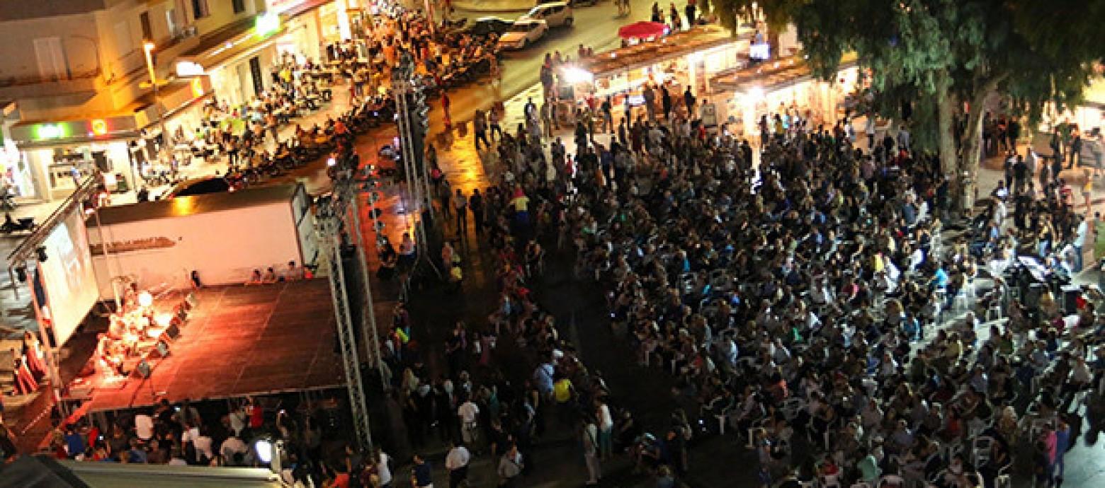 Οι εκδηλώσεις «ΗΜΕΡΕΣ ΤΟΥΡΙΣΜΟΥ»  μετέτρεψαν το Ηράκλειο σε πόλη γιορτής (Δείτε φωτογραφίες)