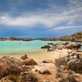 Άσπρη λίμνη, μία ακόμα άγνωστη παραλία της Κρήτης