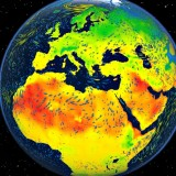 Νέα εφαρμογή μας δείχνει live τι καιρό έχει κάθε γωνιά του πλανήτη
