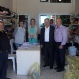 Στίς χαρές τους αντί για μπομπονιέρες δώρισαν τα χρήματα στο Κοινωνικό Παντοπωλείο του Δήμου Μαλεβιζίου