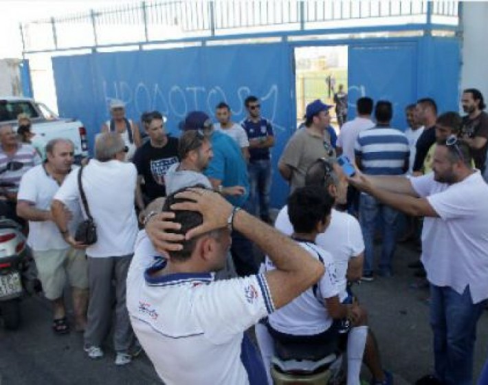 Αυτή η ποινή θα επιβληθεί στον Ηρόδοτο για τα επεισόδια στο ματς με τον Εθνικό