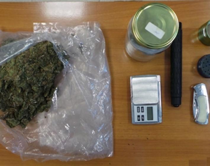 Συνελήφθησαν φοιτητές με μισό κιλό χασίς
