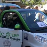 Οι μαθητές του 6ου Επαγγελματικού Λυκείου του Ηρακλείου παρουσίασαν το αυτοκίνητο του μέλλοντος στην Αθήνα
