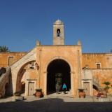 Το ΣΔΟΕ σε Μοναστήρι των Χανίων