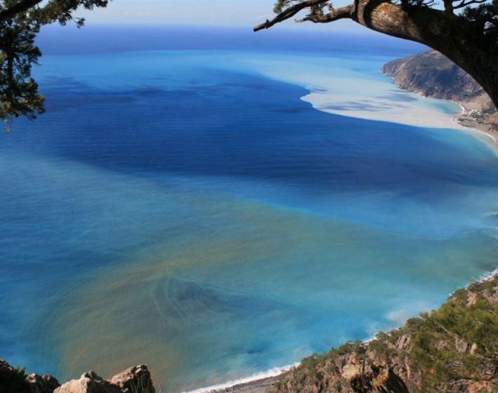 Την ομορφιά της Κρήτης σε δύο λεπτά κατέγραψε  Γάλλος τουρίστας