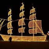 Χριστουγεννιάτικο καράβι θα αράξει φέτος στην πλατεία Ελευθερίας