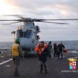 Συνεχίζεται η επιχείρηση διάσωσης των επιβατών του  «NORMAN AΤLANTIC» – Πληροφορίες για τέσσερις νεκρούς