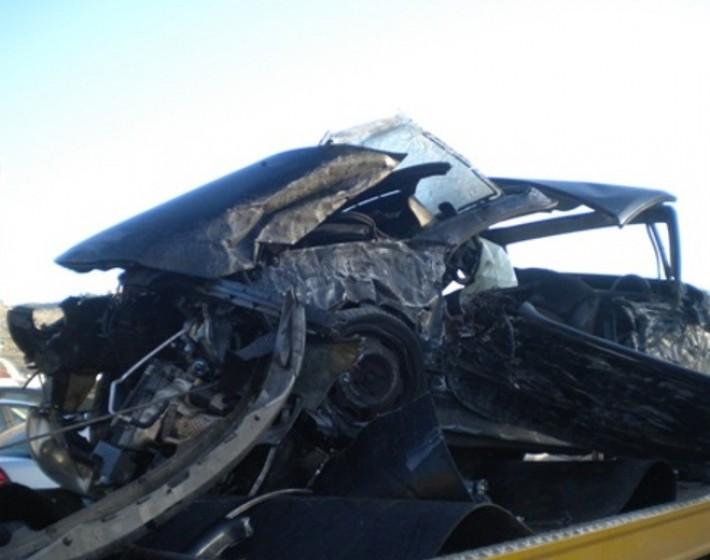 Τραγωδία στα Χανιά-Τρεις νεκροί σε τροχαίο δυστύχημα