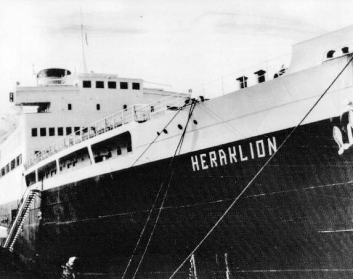 8 Δεκεμβρίου 1966 το τραγικό ναυάγιο του «Ηράκλειον»