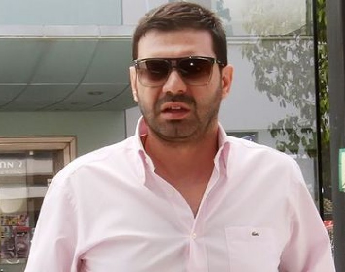 Συνελήφθη για οφειλές Δημοσίου της ΠΑΕ ΟΦΗ ο Μάνθος Πουλινάκης