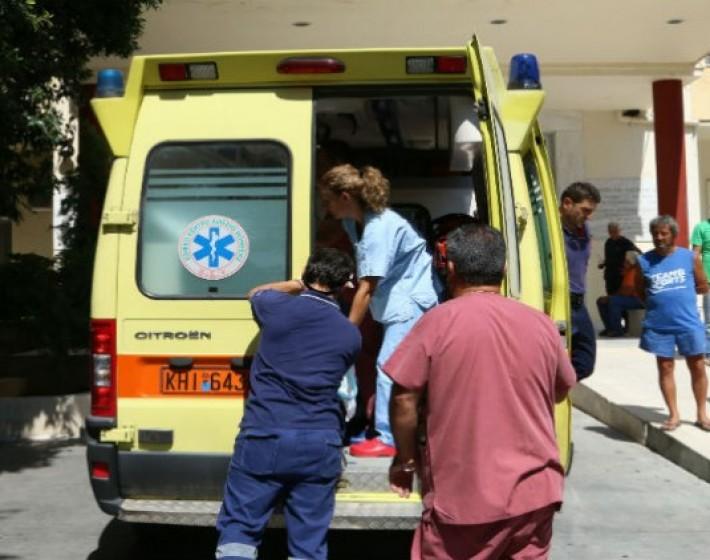 Ηράκλειο: Πέταξαν δυναμιτάκι στην αυλή του και ακρωτηριάστηκε
