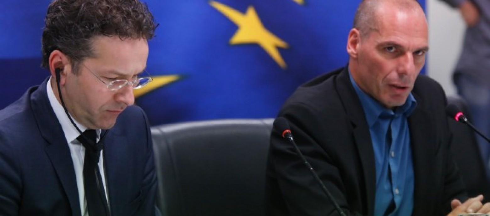 Βαρουφάκης-Ντάισελμπλουμ: «Με μια σαθρά δομημένη Επιτροπή δεν έχουμε στόχο να συνεργαστούμε»