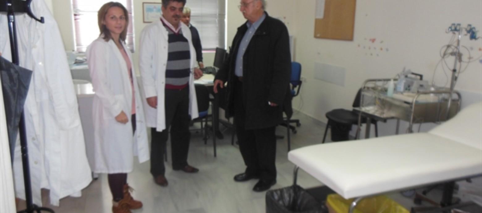 Δωρεάν τεστ ΠΑΠ στο ΠΕΔΥ Ηρακλείου