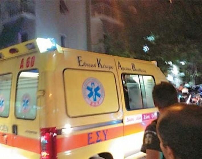 Σοβαρό τροχαίο με τραυματίες στο Ηράκλειο