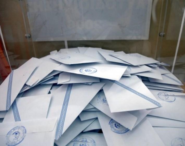 Οι πρώτοι σε ψήφους στο νομό Ηρακλείου