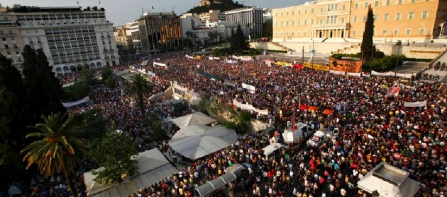Στις Βρυξέλλες η κυβέρνηση στους δρόμους οι Έλληνες για να στηριχθεί η ελληνική αντιπροσωπεία