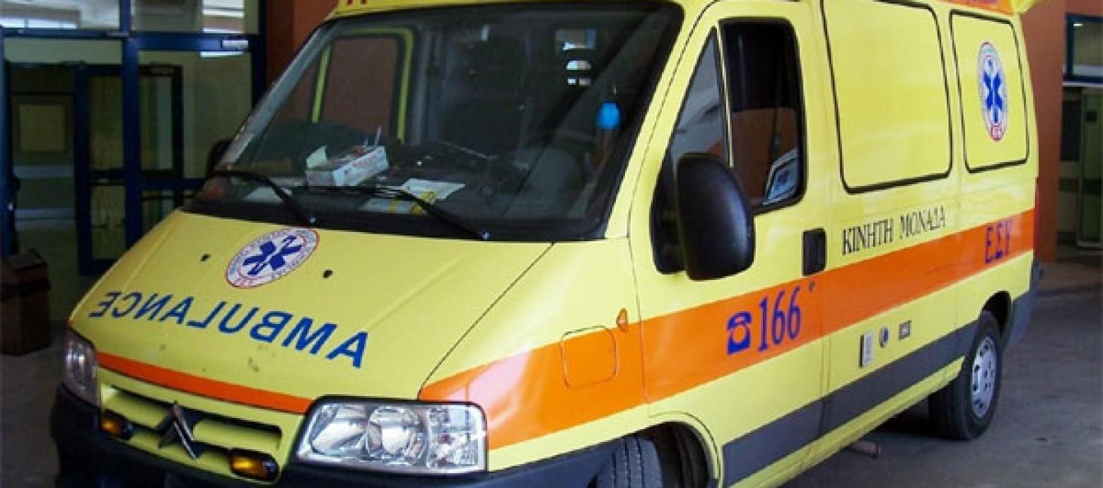 58χρονη σκοτώθηκε μέσα στο σπίτι της στις Βρύσες Χανίων