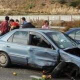 Καραμπόλα αυτοκινήτων στην Ηρακλείου-Μοιρών