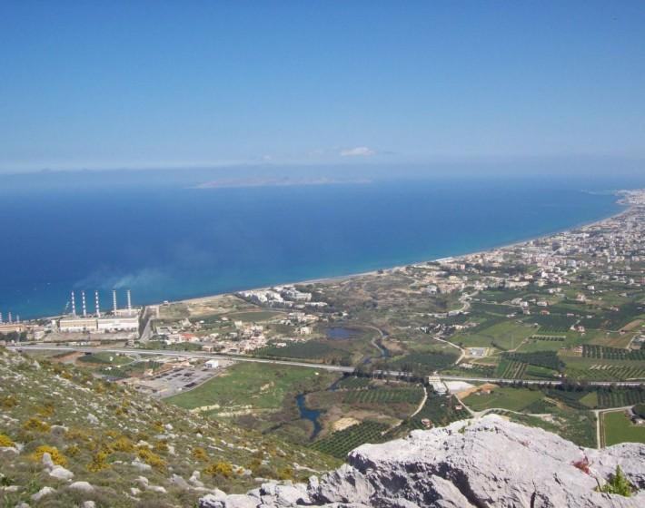 ΔΕΥΑΗ: Καθαρή η θάλασσα στον κόλπο του Ηρακλείου-Επιτρέπεται η κολύμβηση και το ψάρεμα